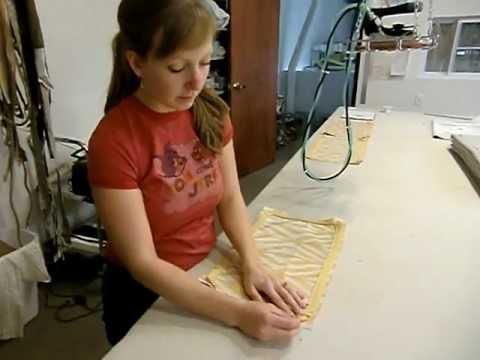 Cwinn How To Sew Rope Cord Youtube