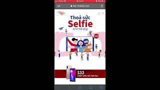 """itel S33 - Hướng dẫn tham gia """"Thỏa sức selfie, Tự tin tỏa sáng"""""""