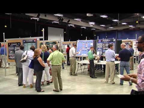 Summer Interns Shine During NASA Marshall's 2015 Poster Expo