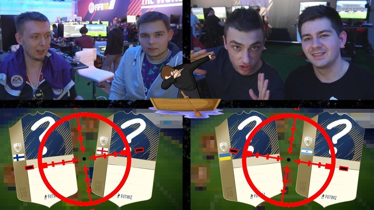 FIFA 18 QUICKSELL IKON – PLKD DoMManU vs Urbix Junajted
