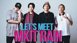 """""""who's got the swag...?"""" mkit rain's crew has it in spades! we sat down with group before their la show at belasco to get know them a little bette..."""
