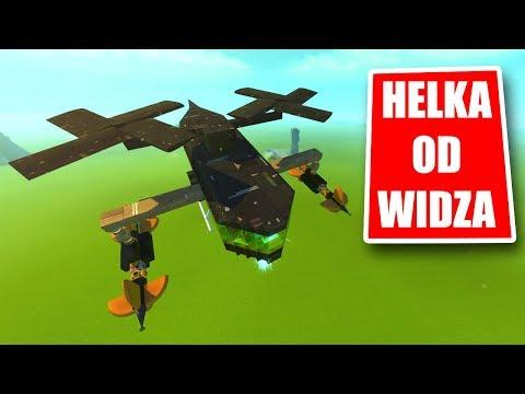 NOWY HELIKOPTER OD WIDZA!! - SCRAP MECHANIC