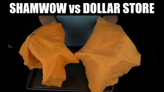 ShamWow vs Dollar Store Knockoff: Which is the Better Deal?