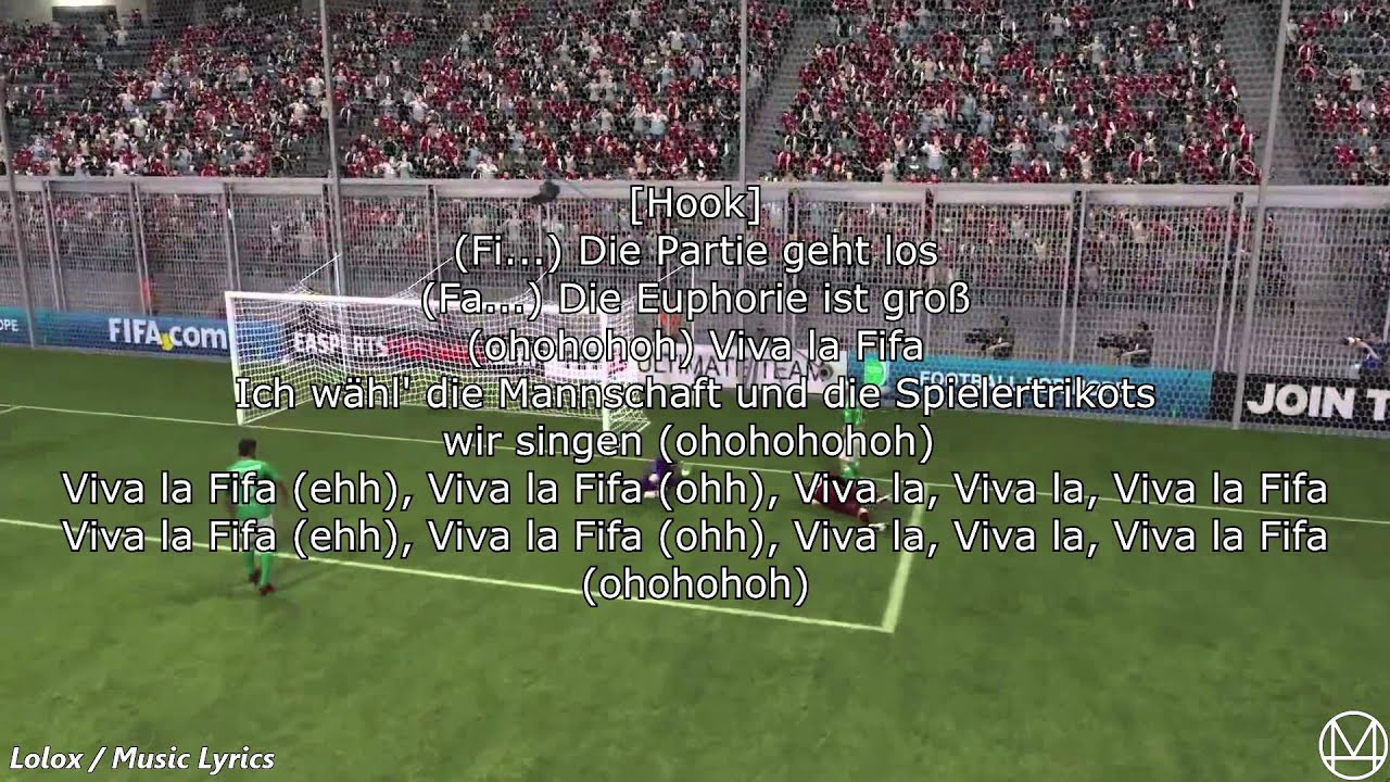CHASE & STATUS - FIFA 12 ALBUM LYRICS