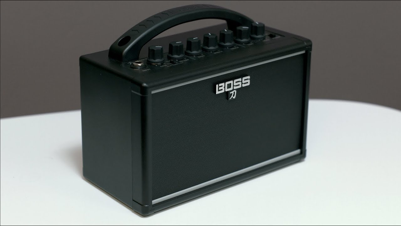 4 Best Practice Guitar Amps (Small & Portable) - Guitar Society