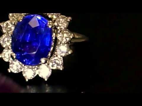 KASHMIR VIVID BLUE COLOR AMAZING INVESTMENT QUALITY SAPPHIRE