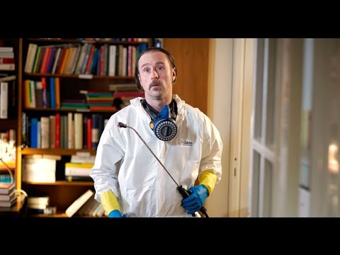Crime Scene Cleaner (Trailer)