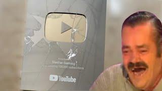 Youtube Silver Play Button.Exe ❤