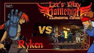 Battle High San Bruno - Ryken (Playthrough)