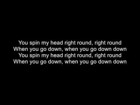 Right round Flo Rida Ft. Kesha (lyrics)