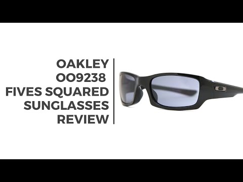 Oakley OO9238 FIVES SQUARED Sunglasses Short Review