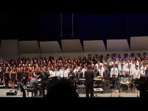 UCSD Gospel Choir Concert ft. Balazs Szalay