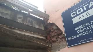 Ужасы НКВД... прошу прощения, ужасы здания с КВД в городе Апатиты