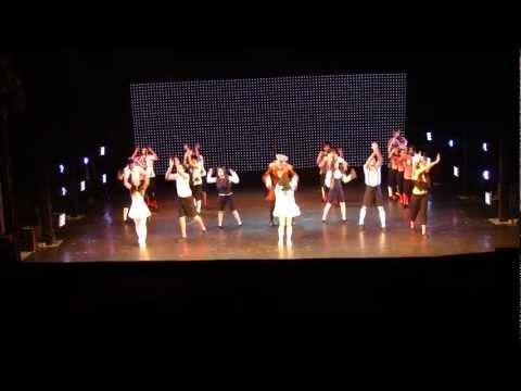 UCL Rangeela 2012: Almost Alice in Wonderland