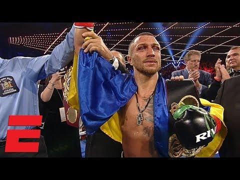 Vasiliy Lomachenko beats Jose Pedraza by decision | Boxing Highlights