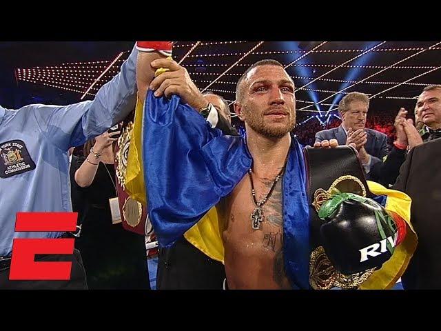Vasiliy Lomachenko beats Jose Pedraza by decision   Boxing Highlights