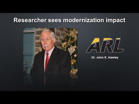 ARL News Bytes: Dr. John K. Hawley