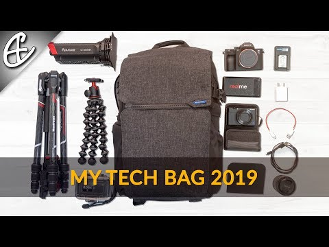 What's in my Tech Bag - 2019 Edition!