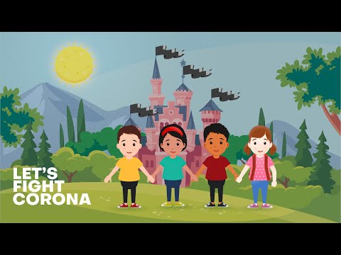 How to protect your kids from Coronavirus (COVID19)? | Best learning video for kids