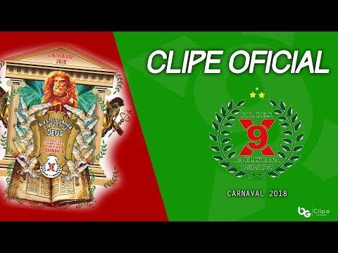 X9 Paulistana 2018 l  Clipe Oficial