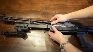 G&G M14 EBR (HBA-S) Disassembly