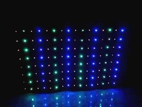 Cortina De Led Onde Comprar
