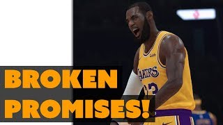 NBA 2K19 Punishes Players With Microtransactions!