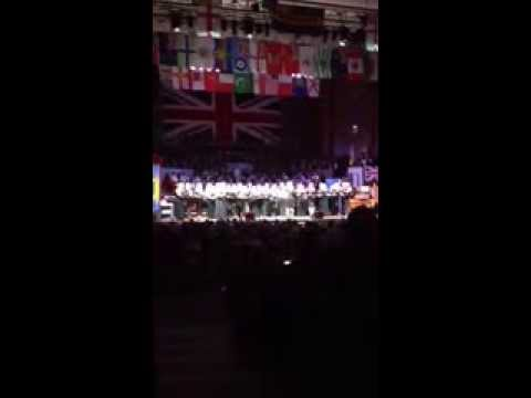 Innsworth & Benson Military Wives Choir