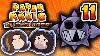 Paper Mario TTYD: How Do You Beat These? - PART 11 - Game Grumps
