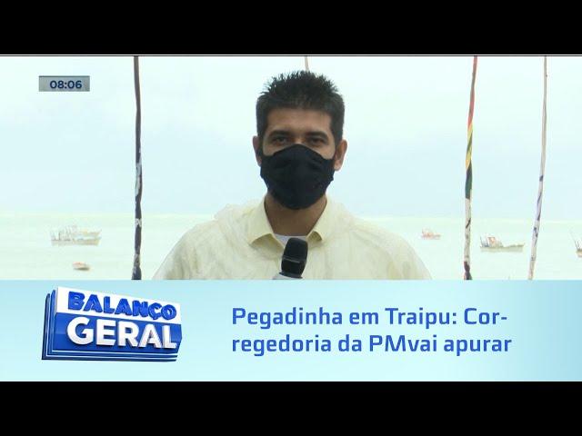 Pegadinha em Traipu: Corregedoria da PM vai apurar participação de guarnição em pedido de casamento