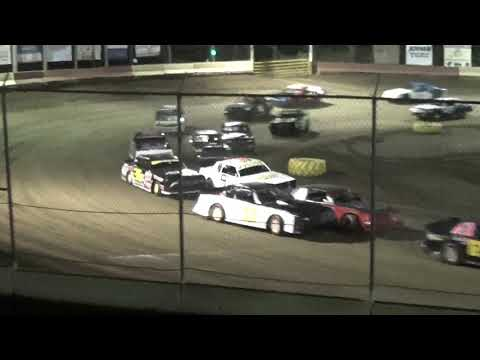 S.S. Feature  at Highland Speedway 4-6-19