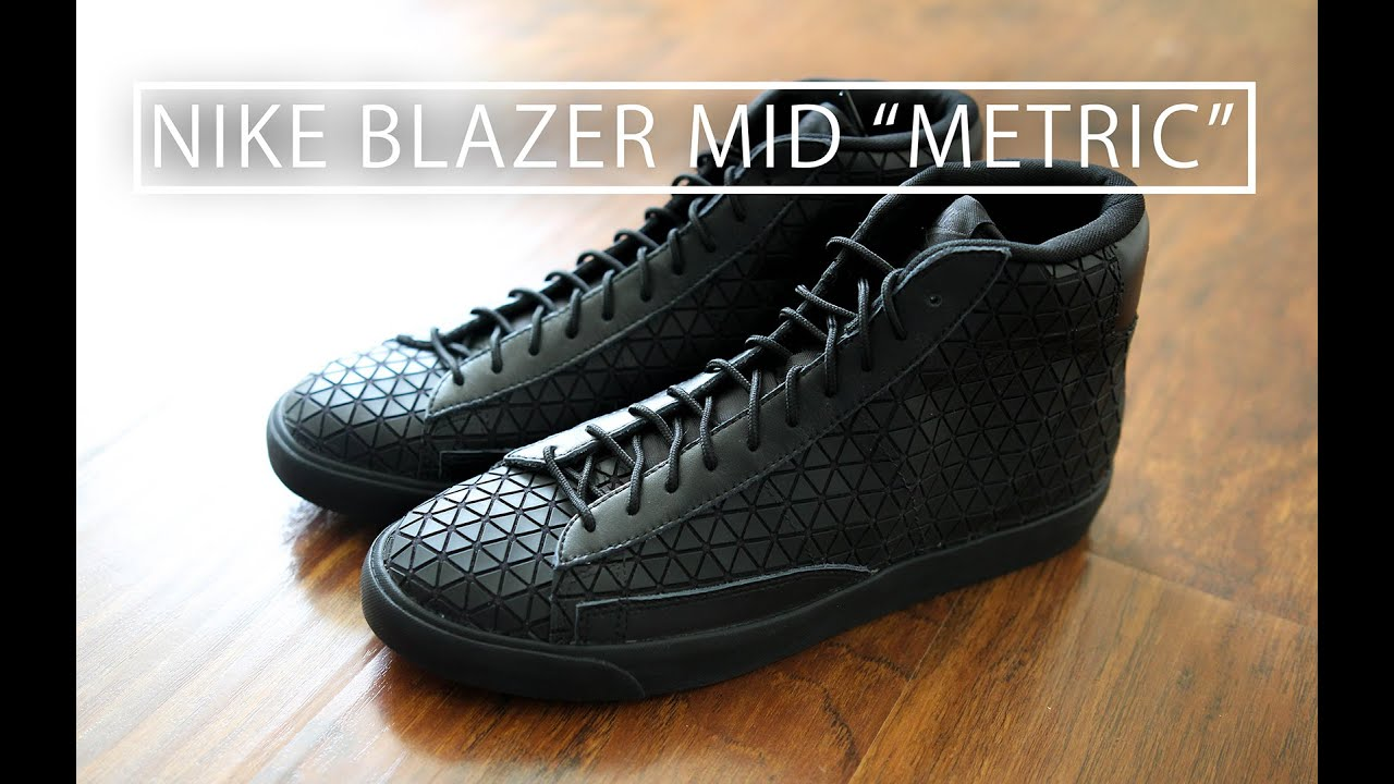 nike blazer mid metric review pdf