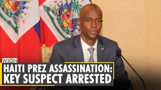 Haiti Police arrested key mastermind behind President Jovenel Moise's assassination