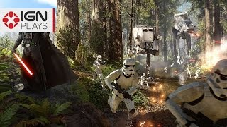 Beating Star Wars: Battlefront's Survival Mode - IGN Plays Live