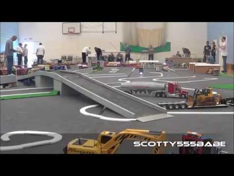 Rc Tamiya Truckspotting Rc style EP4 Tamiya Wedico Carson scaleART Rc Trucks @ Leyland