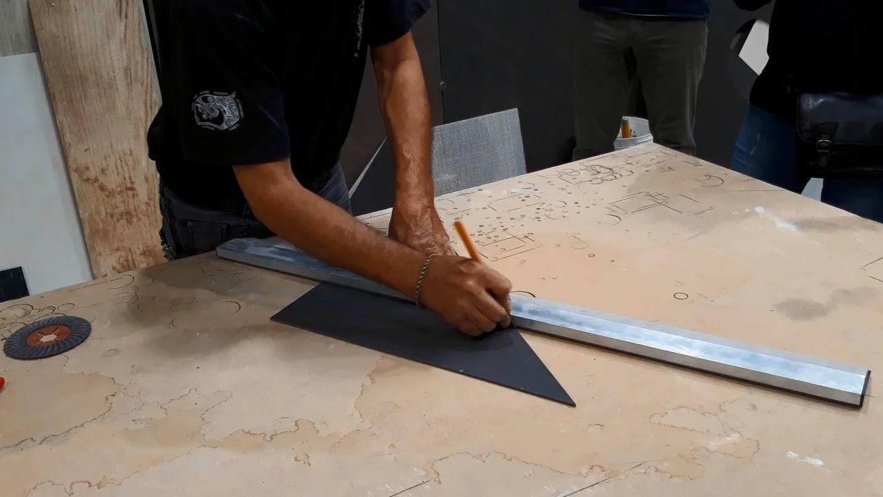 Come tagliare il gres porcellanato mm effetto legno gli