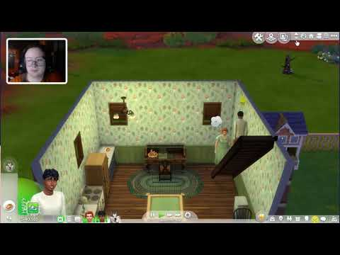 Highlight: Sims 4 play through Get to Work! |