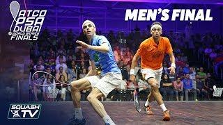 Squash: ElShorbagy v Farag - World Series Finals 2017/18 - Final Highlights