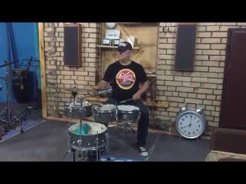 Peace DP-408 Cocktail Drumkit