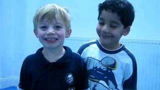 Waqf-e-Nau Children 1