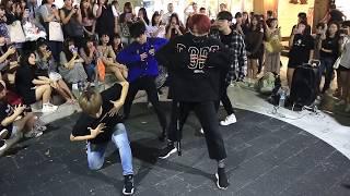 JHKTV]홍대댄스 hong dae k-pop dance DOB  the eve 전야