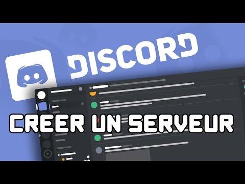 DISCORD | Créer son serveur vocal Discord
