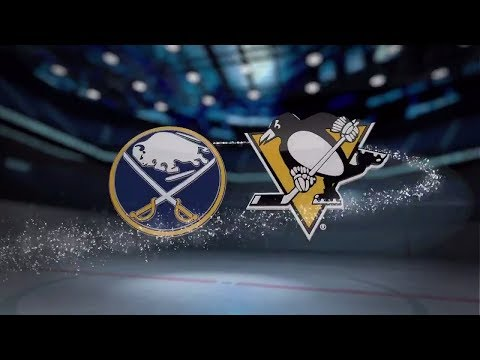 Buffalo Sabres vs Pittsburgh Penguins - November 14, 2017 | Game Highlights | NHL 2017/18. Обзор