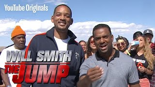 will smith goes beast mode