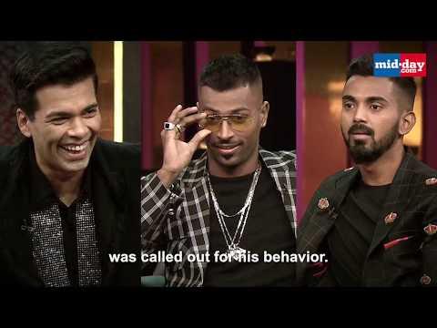 How Hardik Pandya Almost Ruined his Cricket Career | Koffee WIth Karan