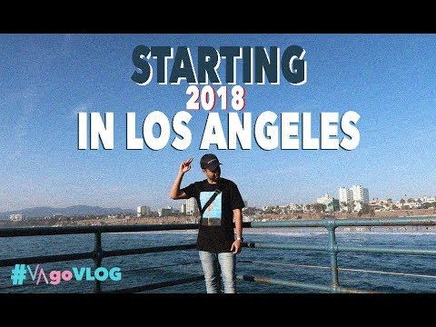 HUNGRY TOURIST IN L.A. | #VAgoVLOG eps. 31