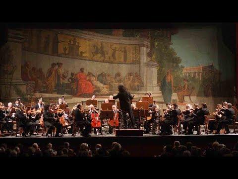 L'Orchestra Sinfonica Siciliana protagonista della Festa dell'Autonomia Siciliana