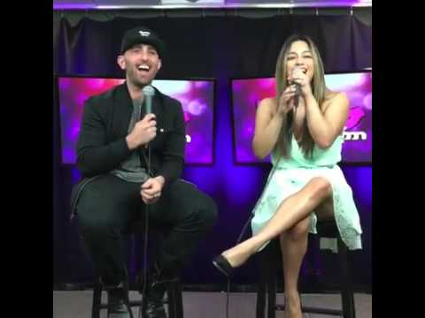 Ally Brooke Interview at Kiss 108