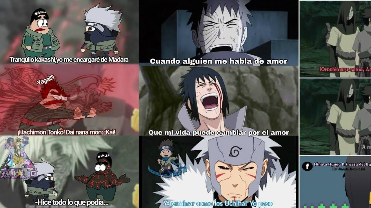 When did that happen?! | Naruto engraçado, Anime engraçado ...  |Anime Memes Naruto