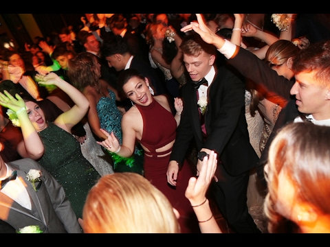 Dancing at the St Joseph bytheSea HS Prom 2017  YouTube